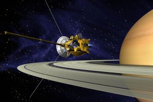 "<div class=""buttonTitle""><div class=""roundedlIcon white mbianco mprest""></div></div>Space Probe Named After Italian Astronomer Continues Mission with Saturn"