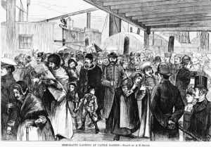 "<div class=""buttonTitle""><div class=""roundedlIcon white mbianco""></div></div>Researching Family History? Avoid Myths About Italian Immigration"