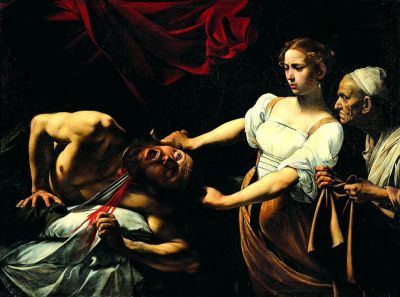 A long-lost Caravaggio painting discovered in French in 2014 was unveiled in London