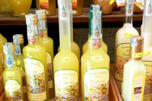Limoncello:  The Drink of the Amalfi Coast