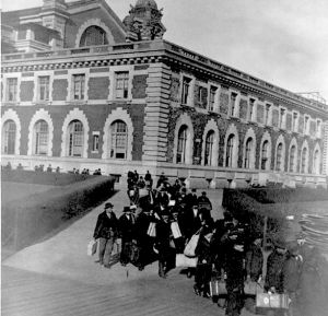 Immigrants leave Ellis Island to embark on their American journey. Read this month's column and future columns to discover interesting facts and stories about what they faced in Italy and in America in order to become Americans.