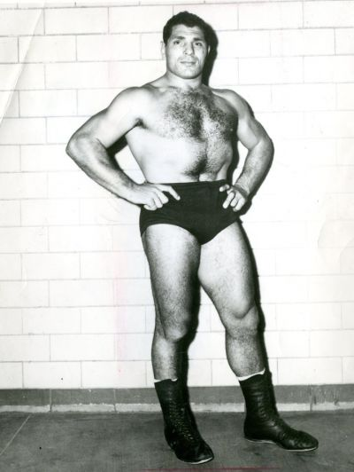 A Tribute to Ilio DiPaolo - Wrestler and Community Benefactor