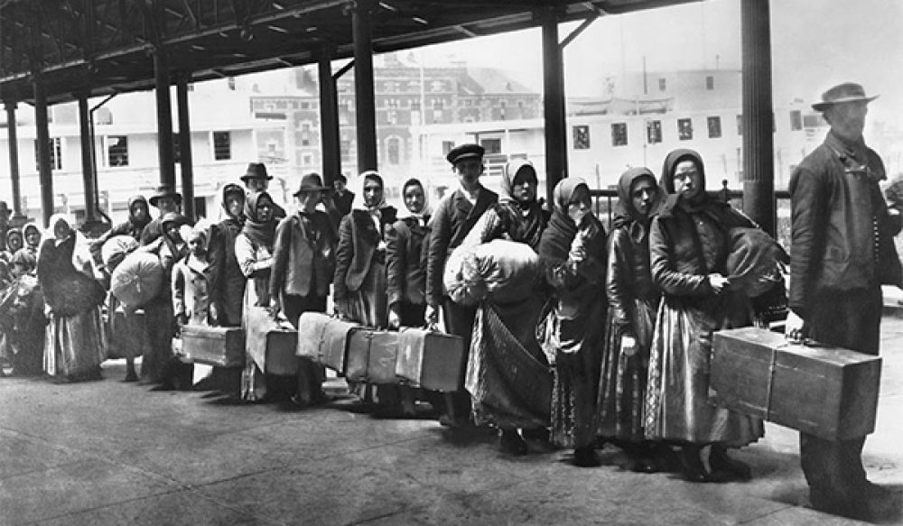 The U S Italian Community And The Immigration Act Of