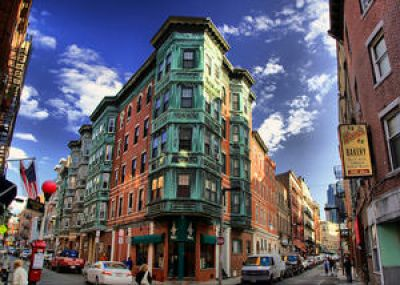 Little Italy: Boston