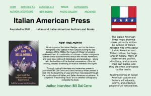 From the Italian American Press - Janice Therese Mancuso