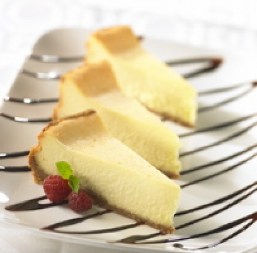 Low-Carb Ricotta Cheesecake