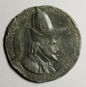 A Portrait Medal by Pisanello