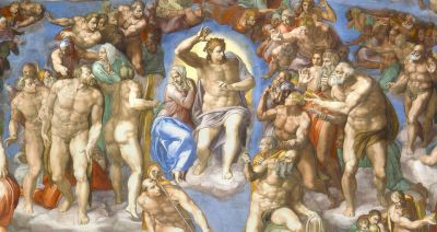 Universal Judgement: Michelangelo and the Secrets of the Sistine Chapel
