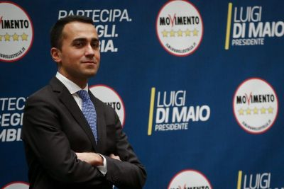 Italian voters opted for anti-establishment parties in March's general election