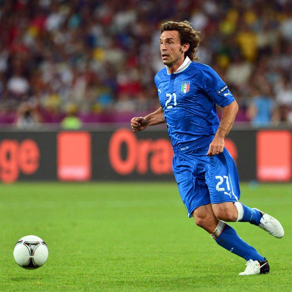 Italy Football Legend Andrea Pirlo Announces Retirement La