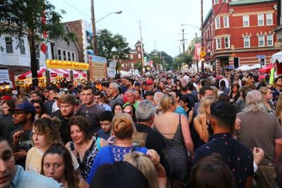 Feast of the Assumption in Cleveland's Little Italy Cancelled Due to COVID-19