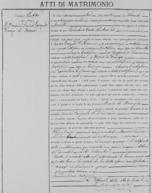 Discovering La Famiglia: Finding Your Family in Italian Civil Marriage Records (Part 6)