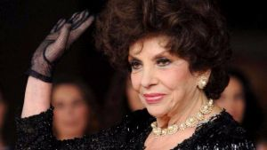 Gina Lollobrigida has been honored with a star on Hollywood's Walk of Fame