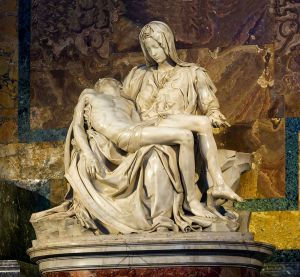 The Pieta: the Signed Work of Michelangelo