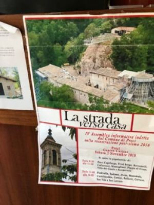 Umbria's Valnerina: From Destruction to Dreams