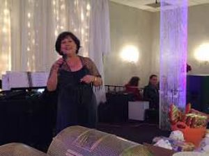 An Evening of Giving Thanks with Carmelina