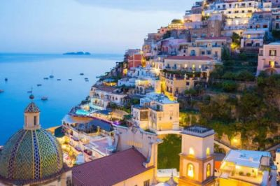 Amalfi Coast Hotels Offer Dream Getaways to Support COVID-19 Research
