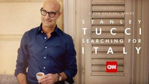 "<div class=""buttonTitle""><div class=""roundedlIcon white mbianco mprest""></div></div>Stanley Tucci: Searching for Italy"