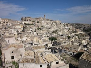 Matera: Light and Serendipity