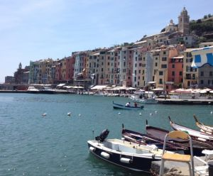 Portovenere and the Gulf of Poets