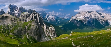 Discovering the Dolomites