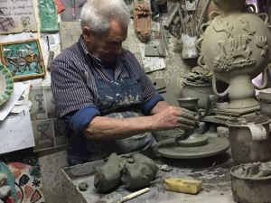 Handmade Ceramics of the Amalfi Coast