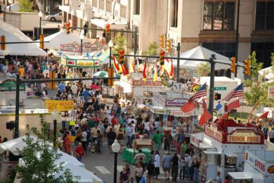 The Greater Youngstown Italian Fest