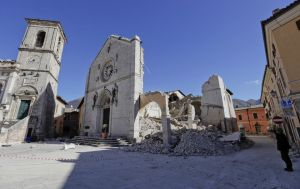 NIAF Gives $450,000 to Norcia Community as it Recovers from the Traumatic Earthquakes