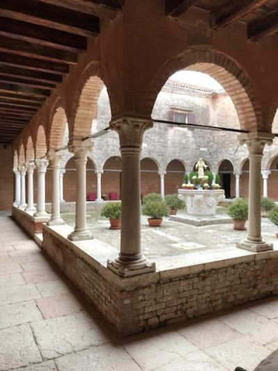 San Francesco Del Deserto: How to Escape the Crowds in Venice