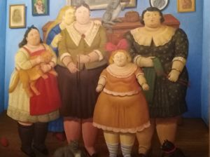 Botero: Latin American Paintbrushes Color Italy