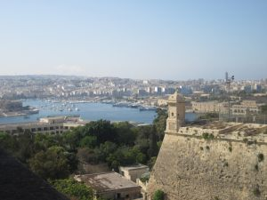 In Valletta, Malta: Where European Baroque Meets Northern Africa