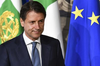 "Italy's new Prime Minister said that Inewly formed government ""brought radical change"""