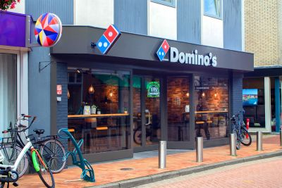 Domino's Pizza plans to open 880 new locations in Italy