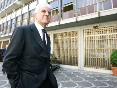 Gilberto Benetton died at the age of 77