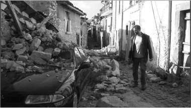 Italy's Forgotten Earthquake... Remembered
