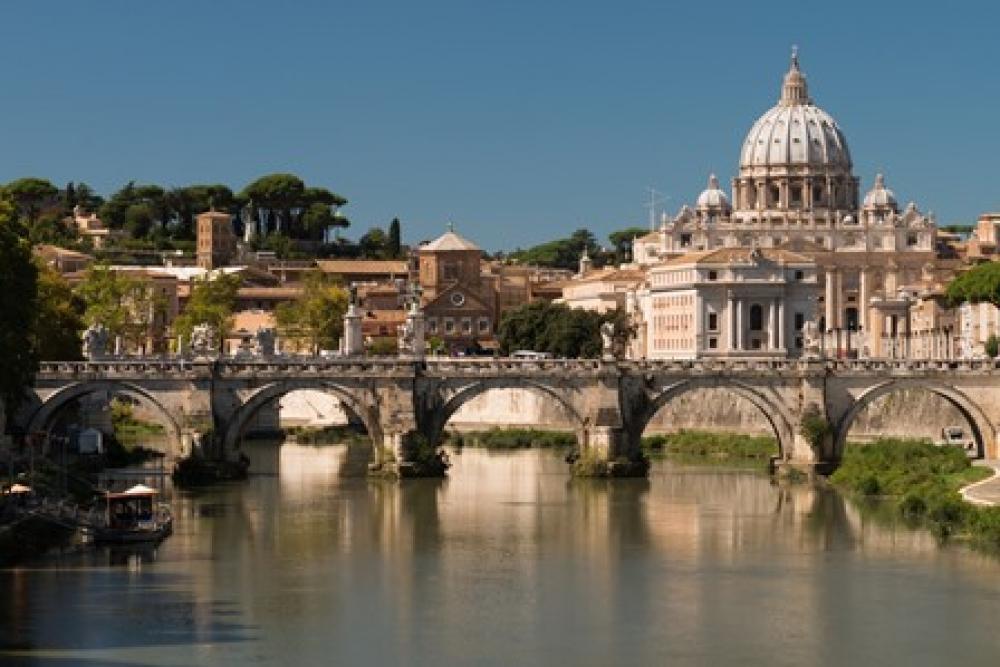 The Bridges Of Rome And Venice La Gazzetta Italiana