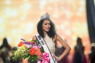 Italian-born Miss USA to Compete for Miss Universe