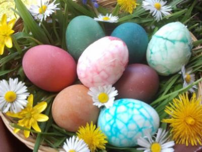 Easter and its eggs