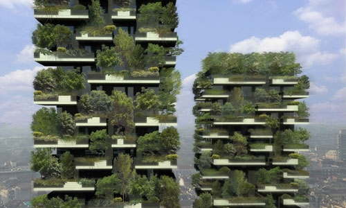 Milan's Vertical Forest