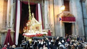 Commemorating Good Friday in Italy