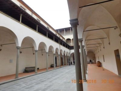 Ospedale degli Innocenti: The Hospital of the Innocents