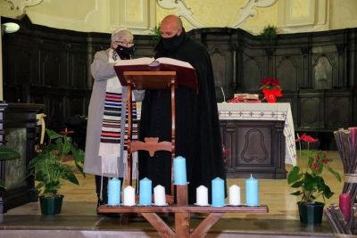Calabrian Chanukah Celebration Saved by Italian Priest