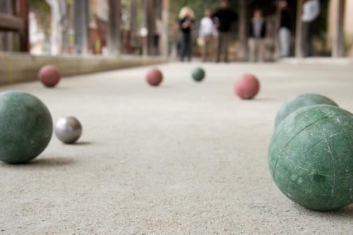Challenge Cup of Bocce