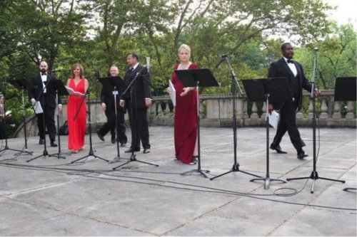 Opera in the Italian Cultural Garden returns in 2016 with artists from Cleveland's Opera Circle singing excerpts from major Italian operas Sunday, July 31.