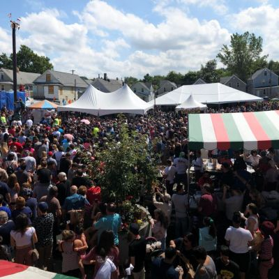 St. Rocco's Festival Will Look A Little Different This Year