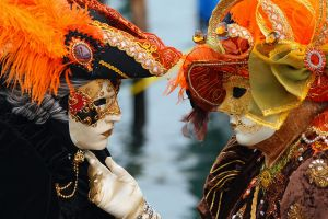 The Masked Festivities of The Carnival of Venice