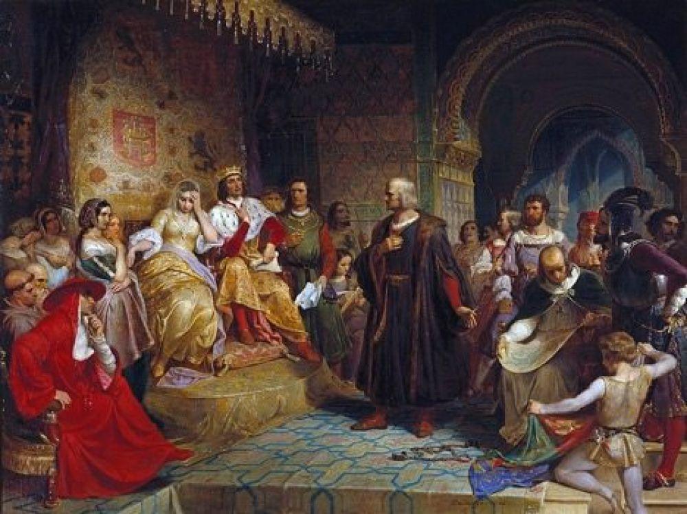 Christopher Columbus Letter To King Ferdinand.The Columbus Letters Part 2 La Gazzetta Italiana