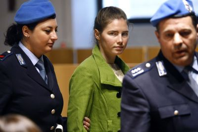 Amanda Knox returning to Italy