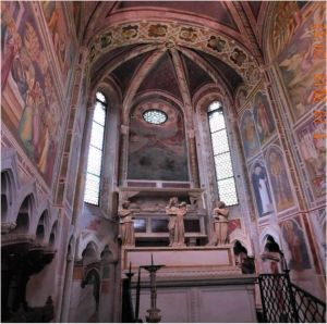 Padua Safeguards Amazing Giotto Treasures