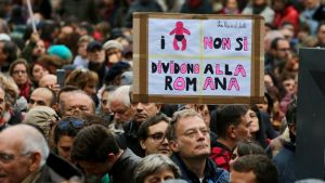 Demonstrations across 60 Italian cities to protest divorce law reforms
